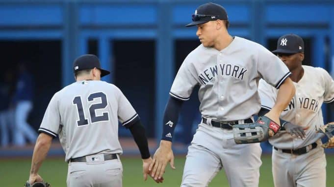 New York Yankees Tyler Wade