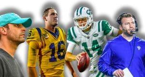 New York Jets Los Angeles Rams