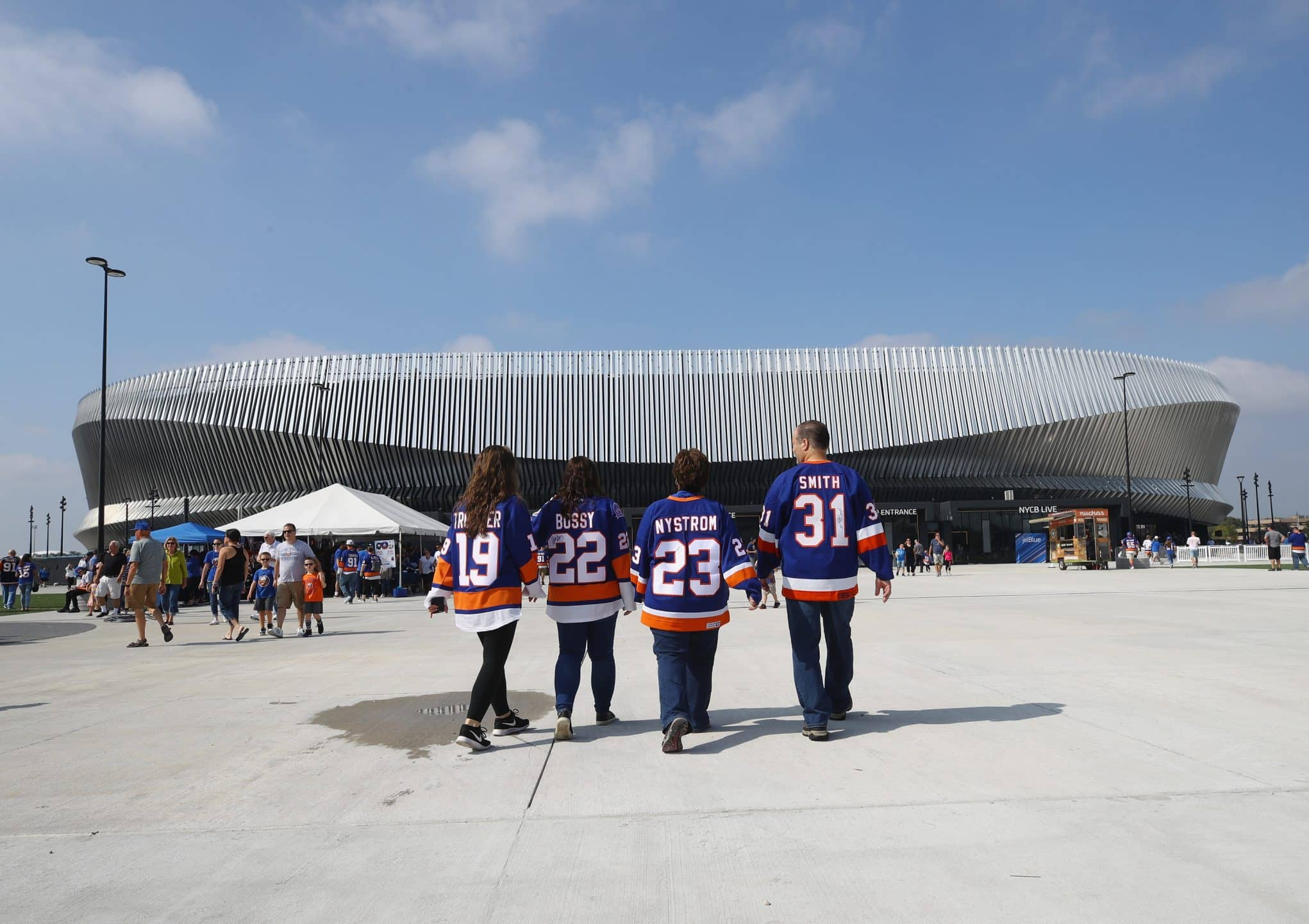 Nassau Coliseum New York Islanders