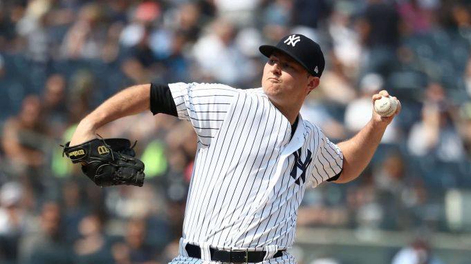 Zach Britton New York Yankees