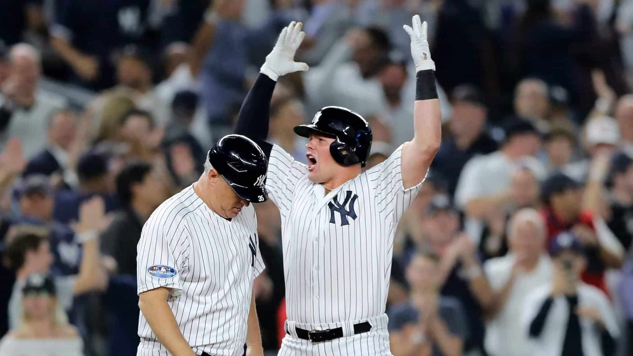 newest dfe8b 4d8a5 New York Yankees spring training: Intriguing position battles