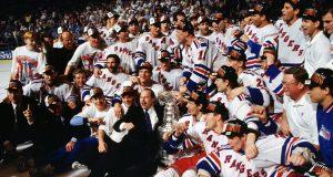 New York Rangers 1994 Stanley Cup Finals