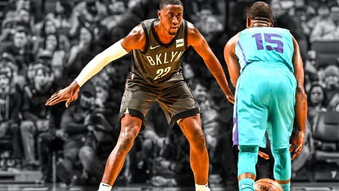 Brooklyn Nets Charlotte Hornets