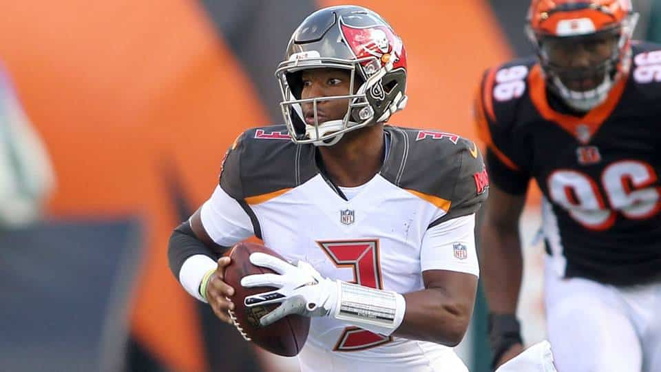 Jameis Winston Getty Images