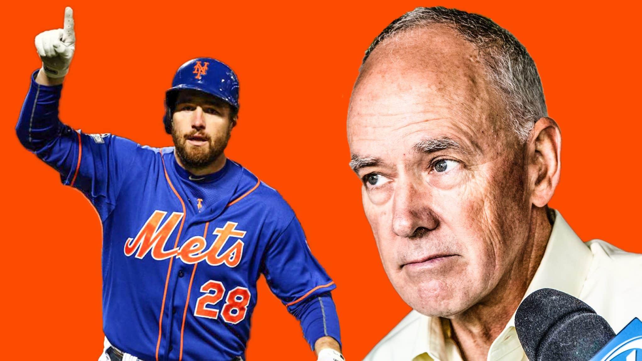 online retailer 1ee06 22c7f New York Mets news: Sandy Alderson reveals Daniel Murphy as ...