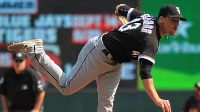 Danny Farquhar New York Yankees