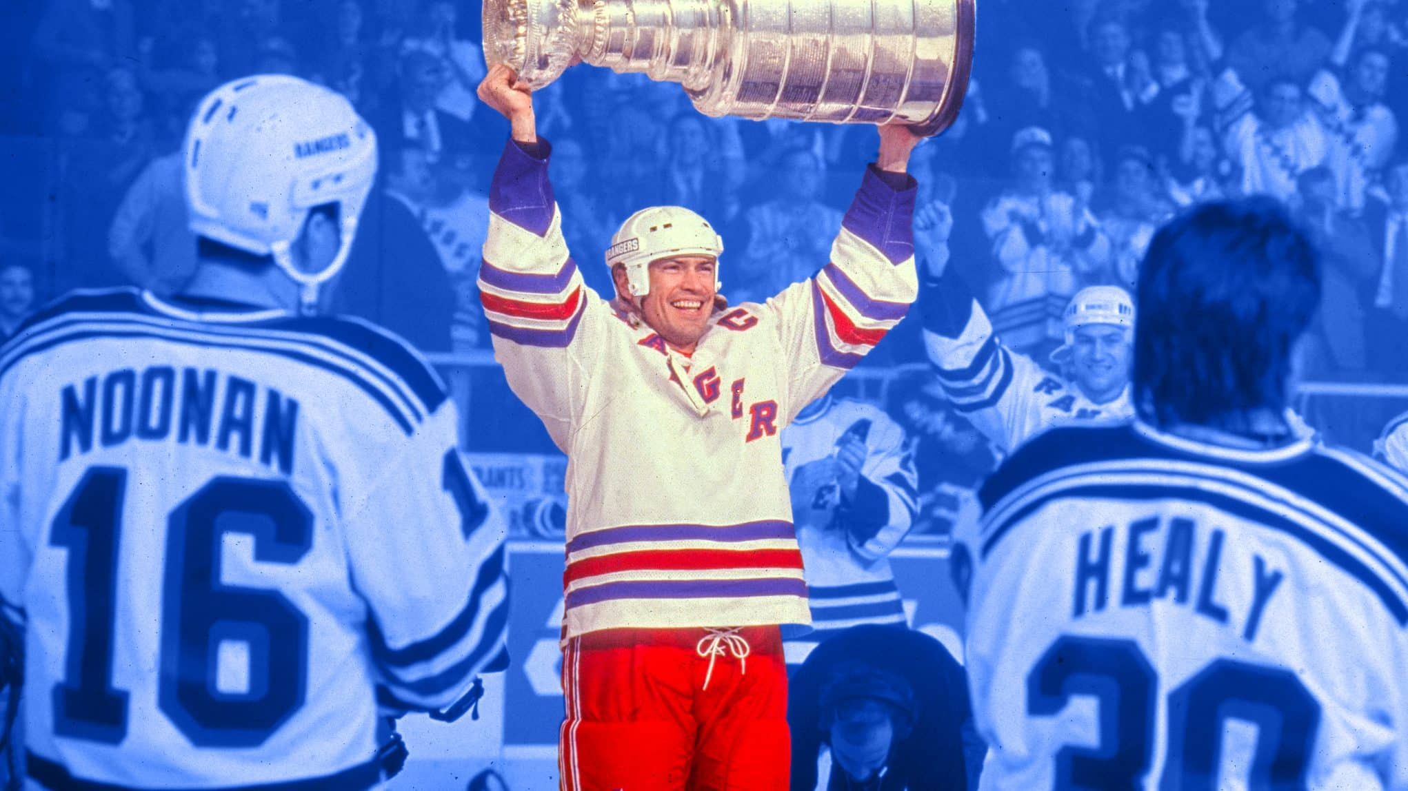 ... 1994 New York Rangers Stanley Cup. By. Frank Curto. -. 02 05 2019. Mark  Messier Getty Images 7e1f50a41