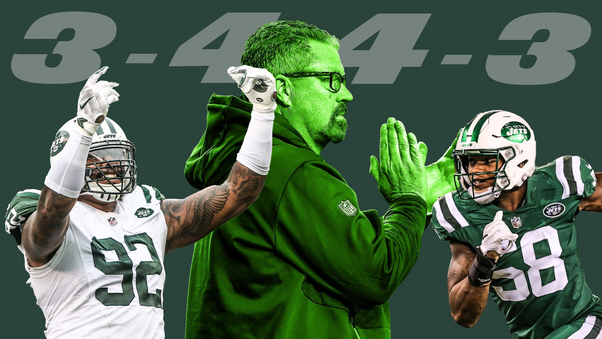 New York Jets  4-3 or 3-4 question is only important during the ... c336829a8