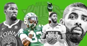 Jamal Adams New York Knicks