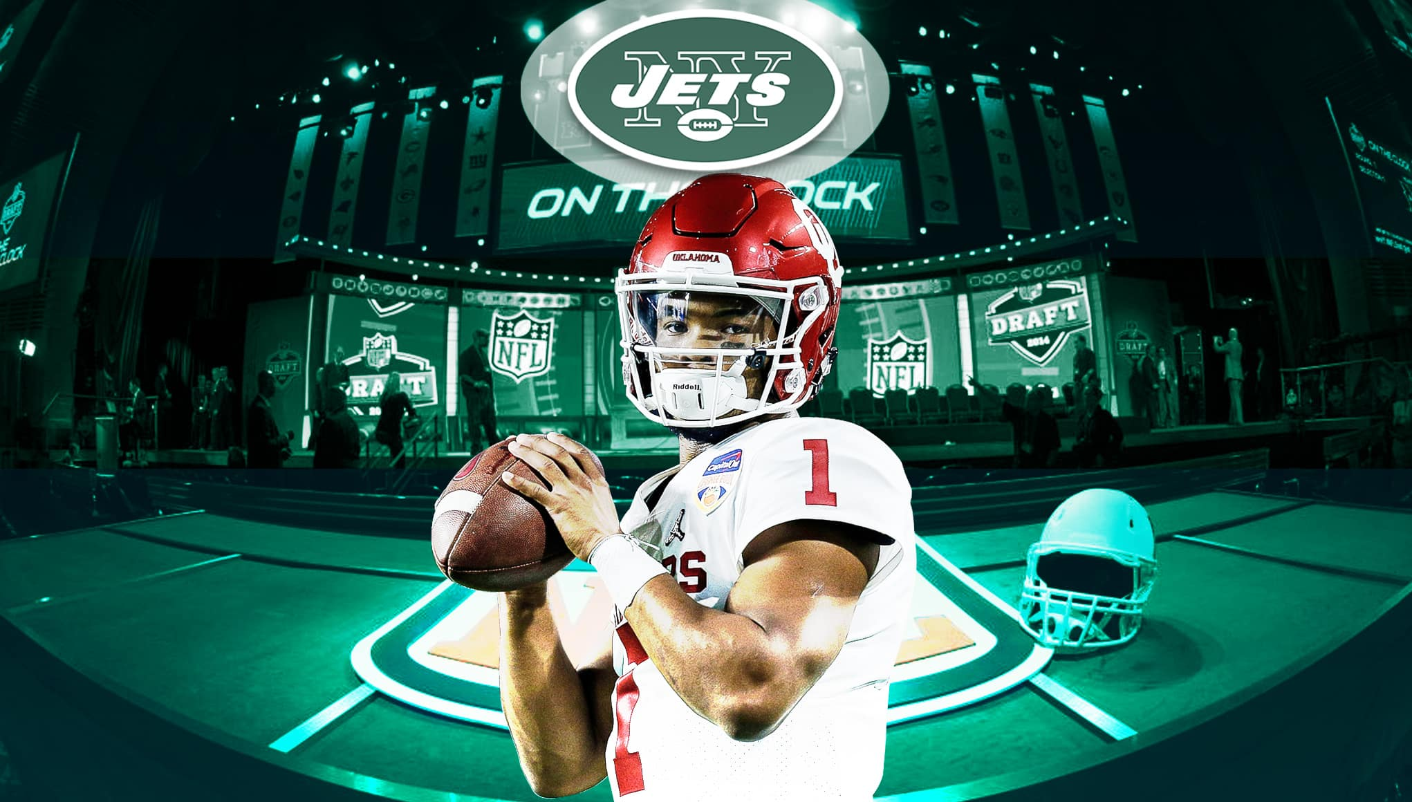 fb567248d New York Jets  Kyler Murray increases the team s draft capital
