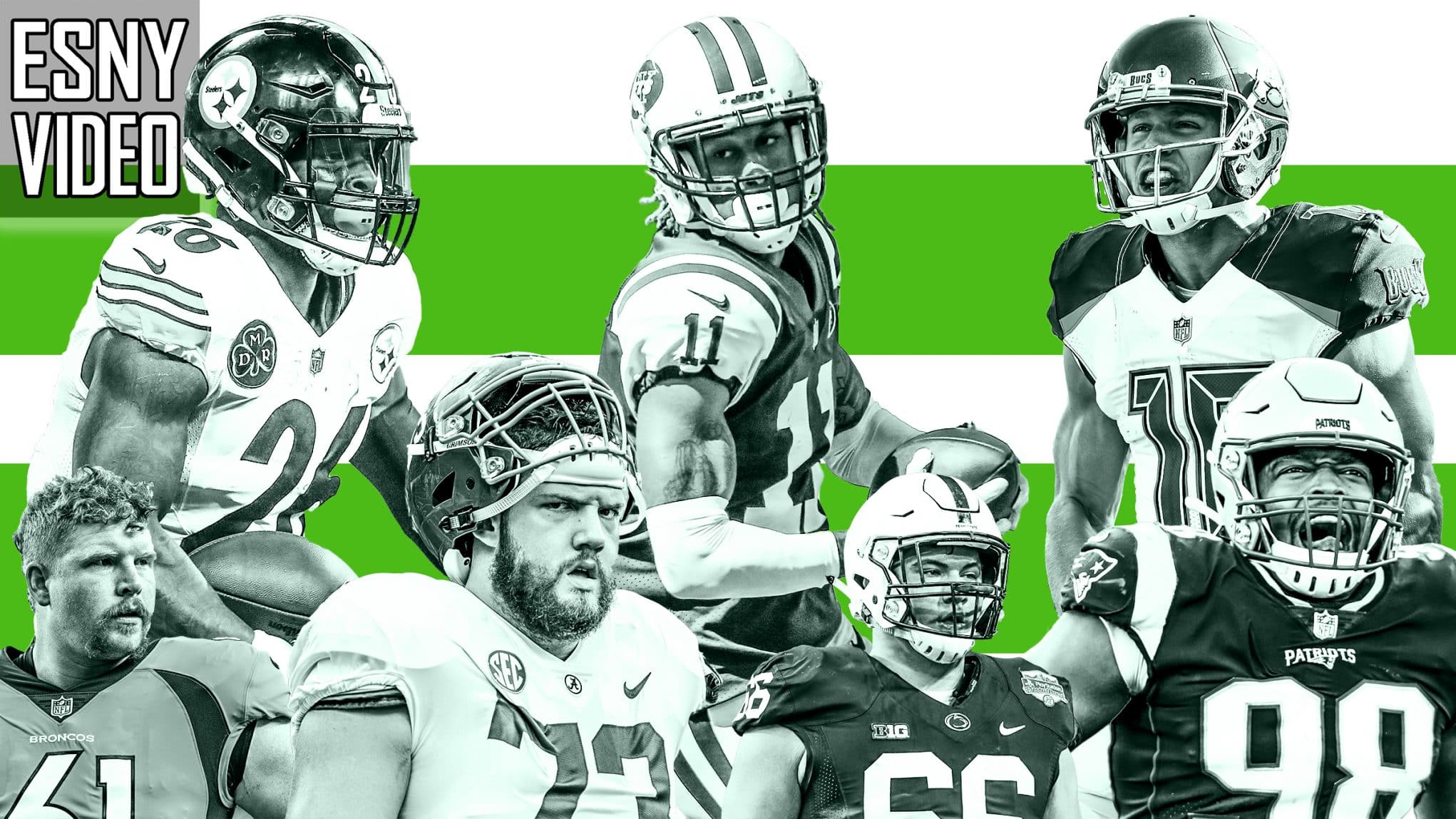 8e025922adf New York Jets proper 2019 offseason blueprint excludes Le Veon Bell