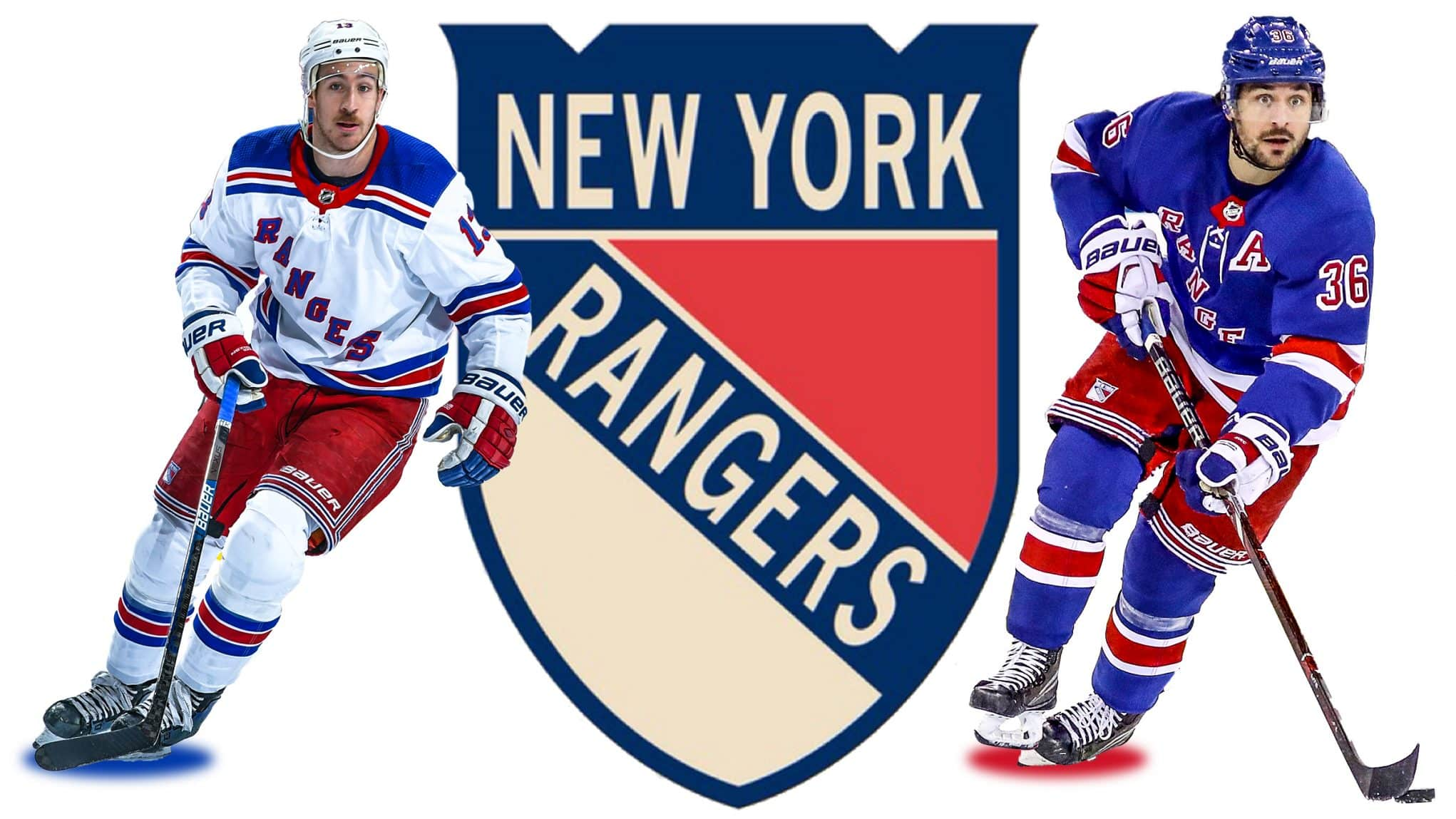 Kevin Hayes Mats Zuccarello