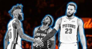 New York Knicks Detroit Pistons
