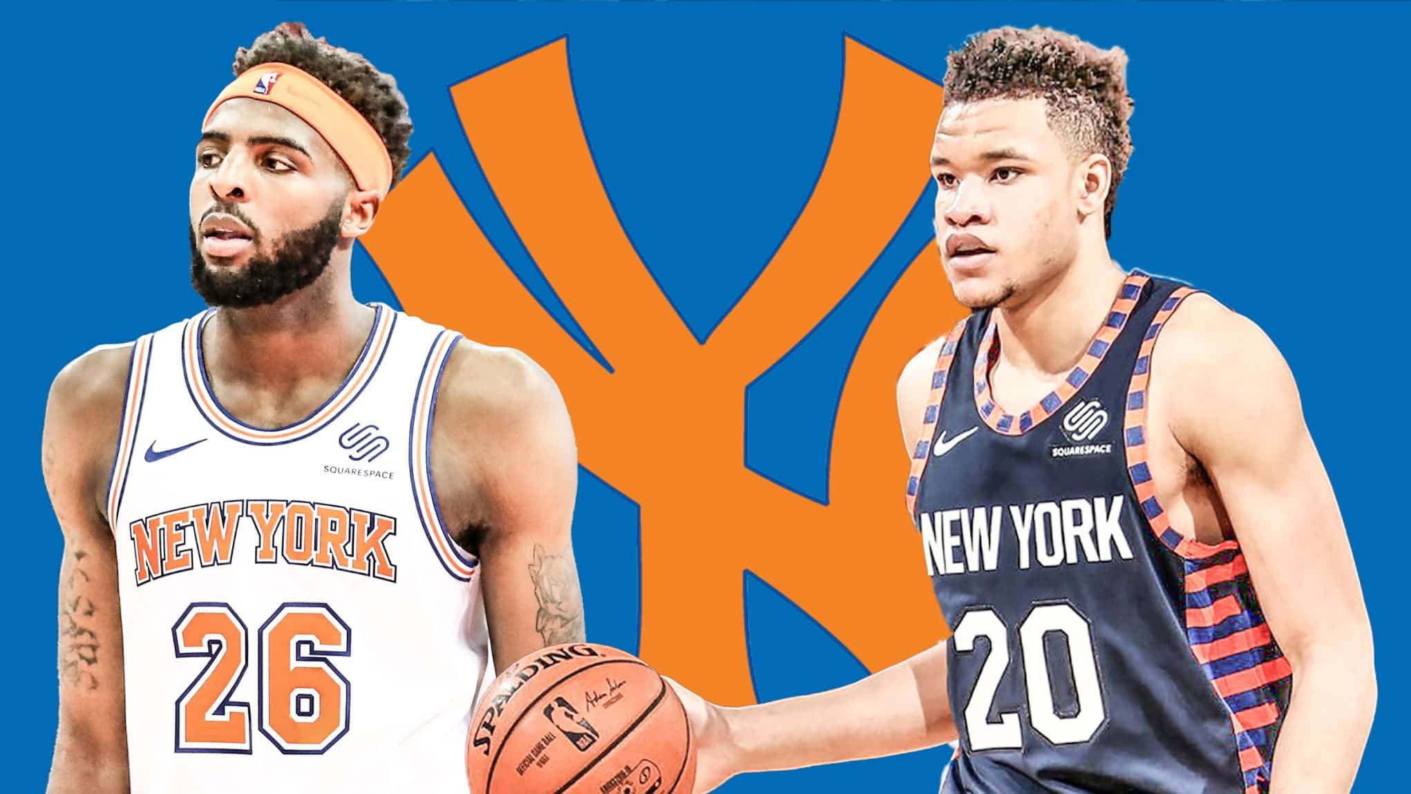 New York Knicks 2018 19 Nba Rookie Report Cards