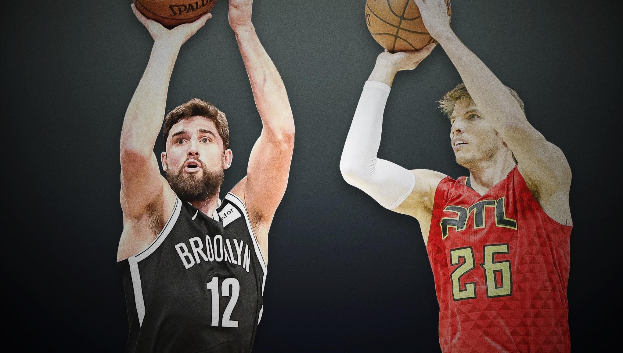 new concept 743e8 9daaf Brooklyn Nets: Is Joe Harris having a better year than prime ...