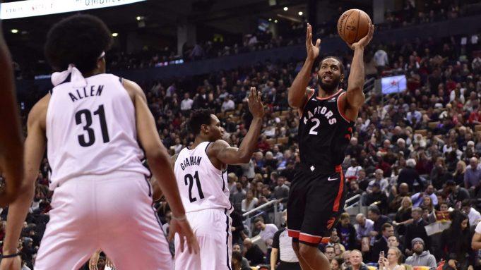 Brooklyn Nets Toronto Raptors
