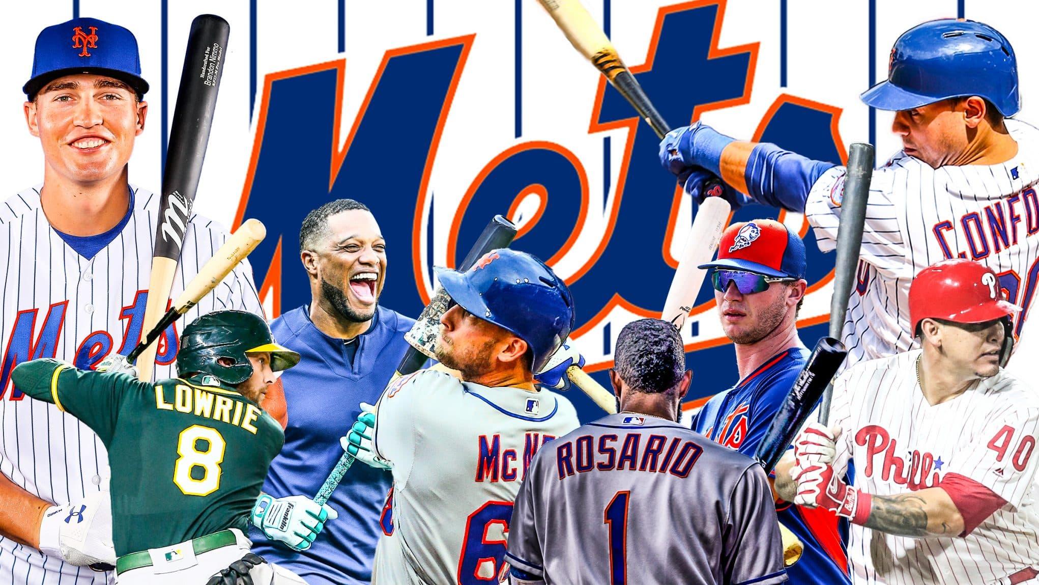 New York Mets 2019 lineup: Breaking down the RHP, LHP