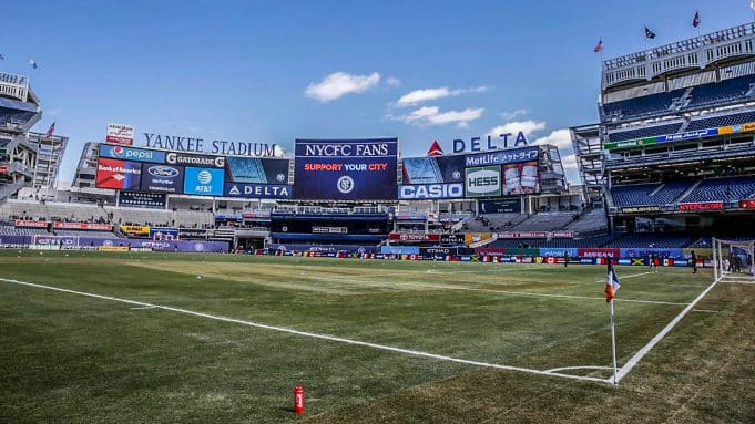 NYCFC Yankee Stadium