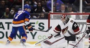 New York Islanders, Jordan Eberle, Darcy Kuemper, Nassau Coliseum