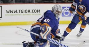New York Islanders, Robin Lehner, Barclays Center, Home