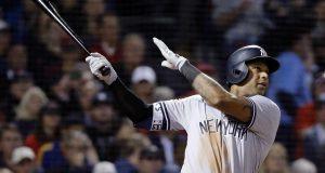 Aaron Hicks, New York Yankees