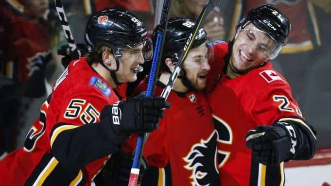 New York Rangers, Calgary Flames highlights