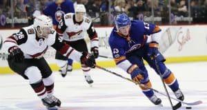 Mathew Barzal, New York Islanders, Barclays Center