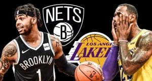D'Angelo Russell LeBron James