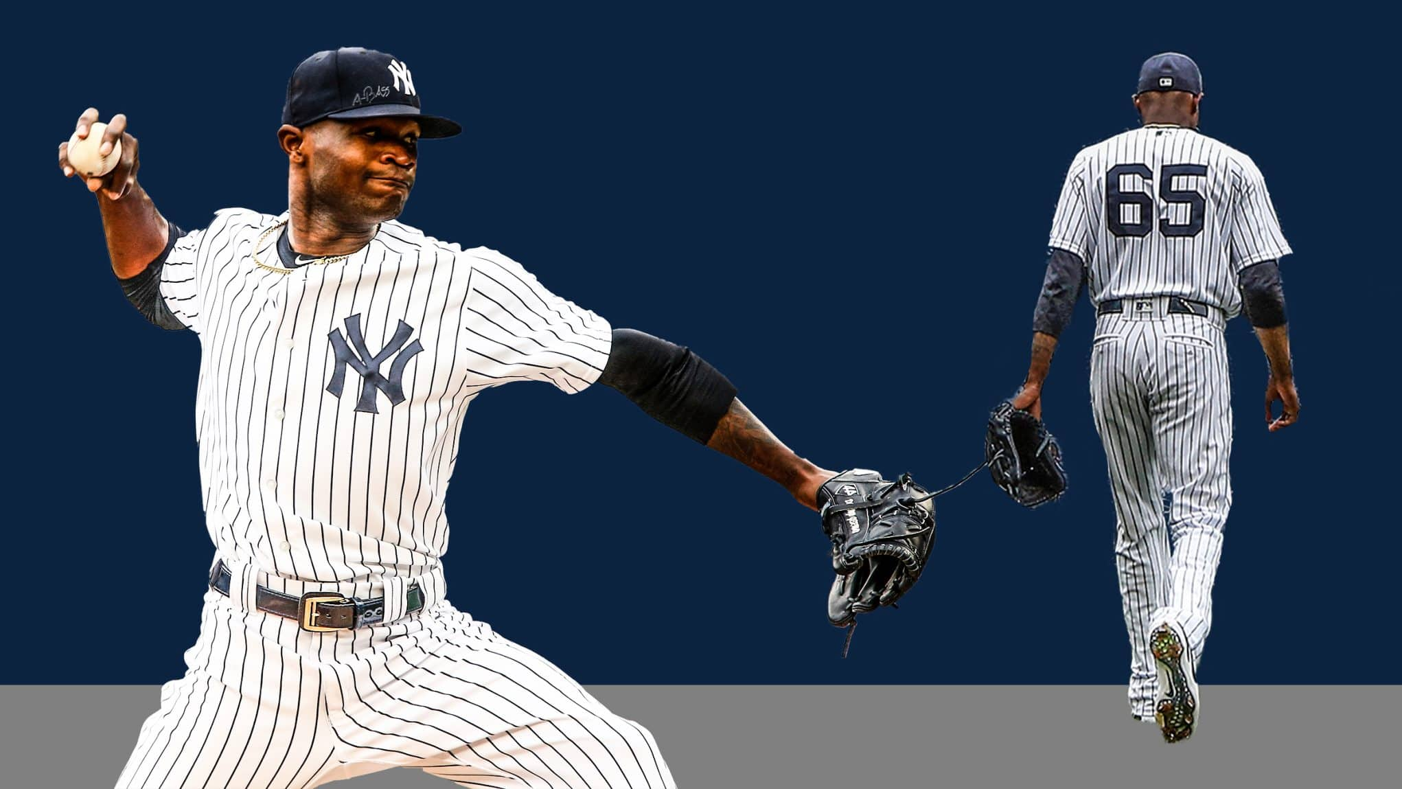 New York Yankees SP Domingo German is suddenly front and center 3c04b6019fd