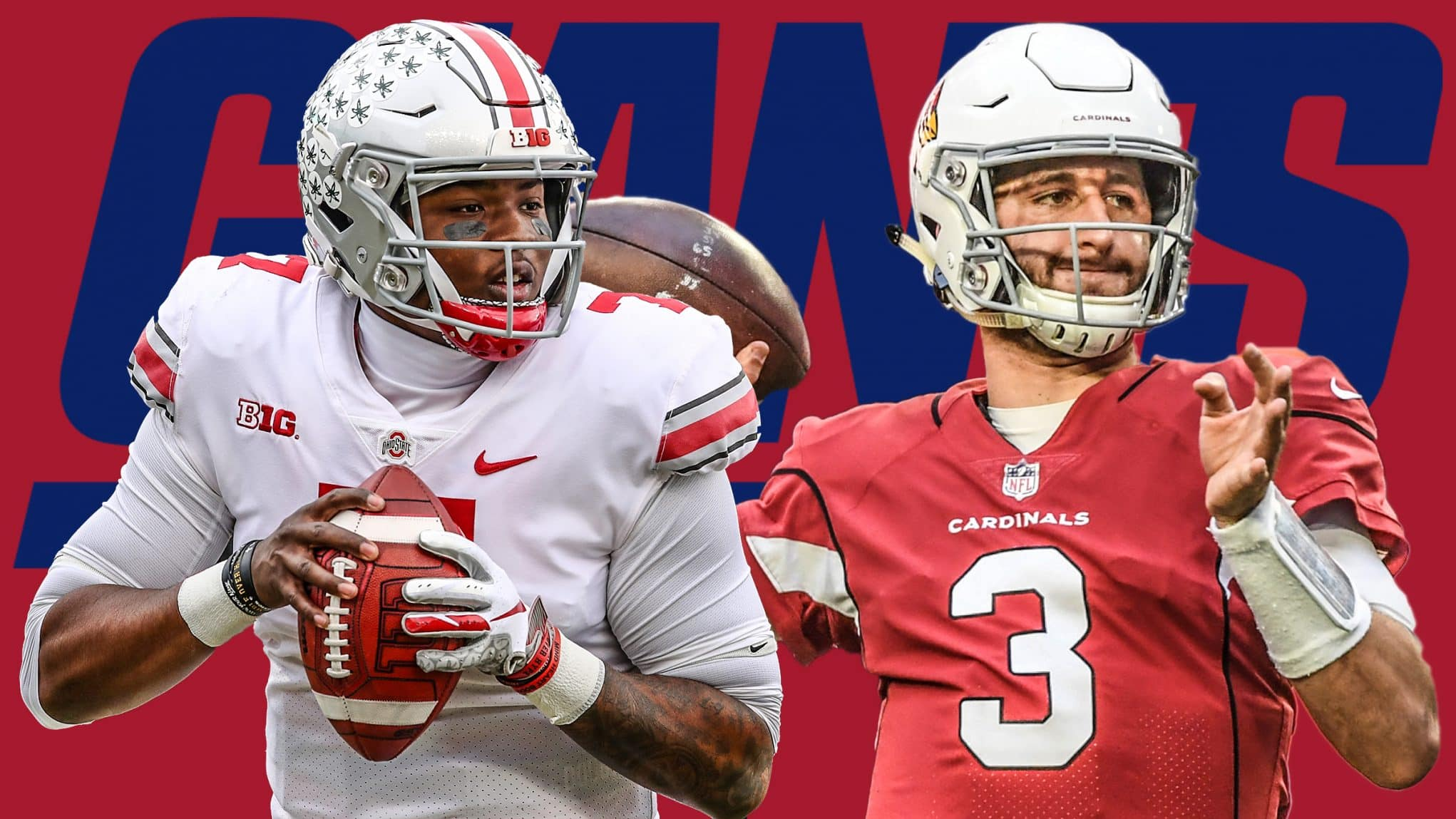 d34a1975 It's simple for the New York Giants: Draft Dwayne Haskins or acquire ...