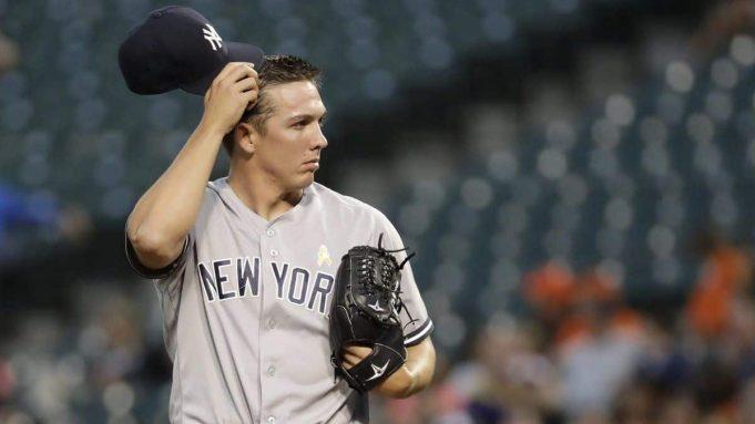 Chad Green, New York Yankees