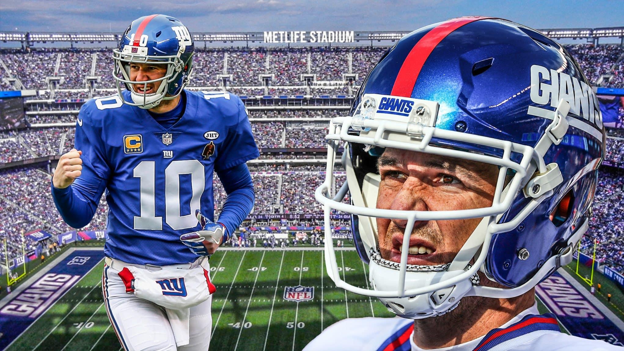 3d935dea931 New York Giants QB Eli Manning  The redemption-filled farewell tour