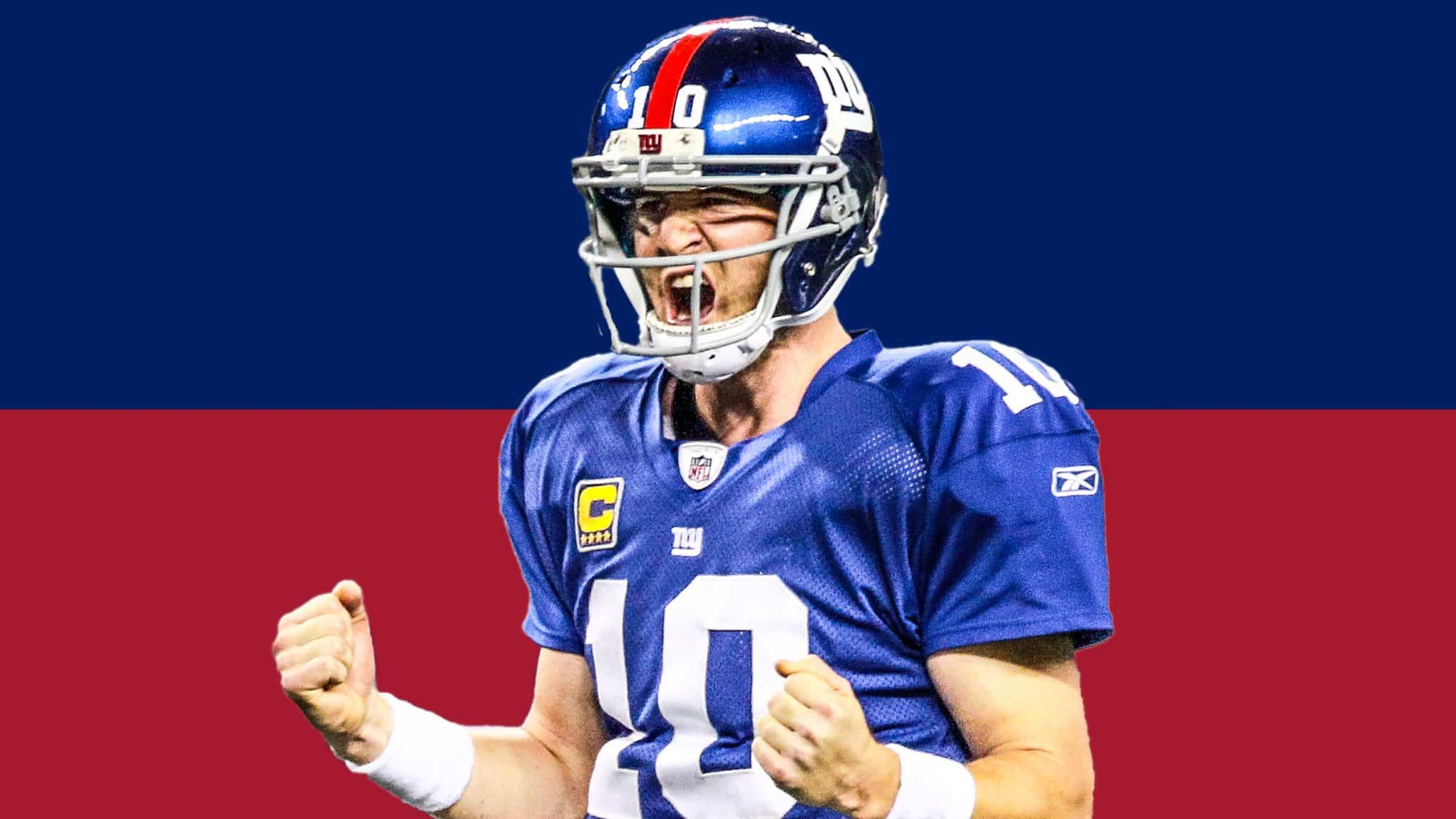 reputable site e4361 63874 New York Giants: 5 Eli Manning things to watch for in 2019