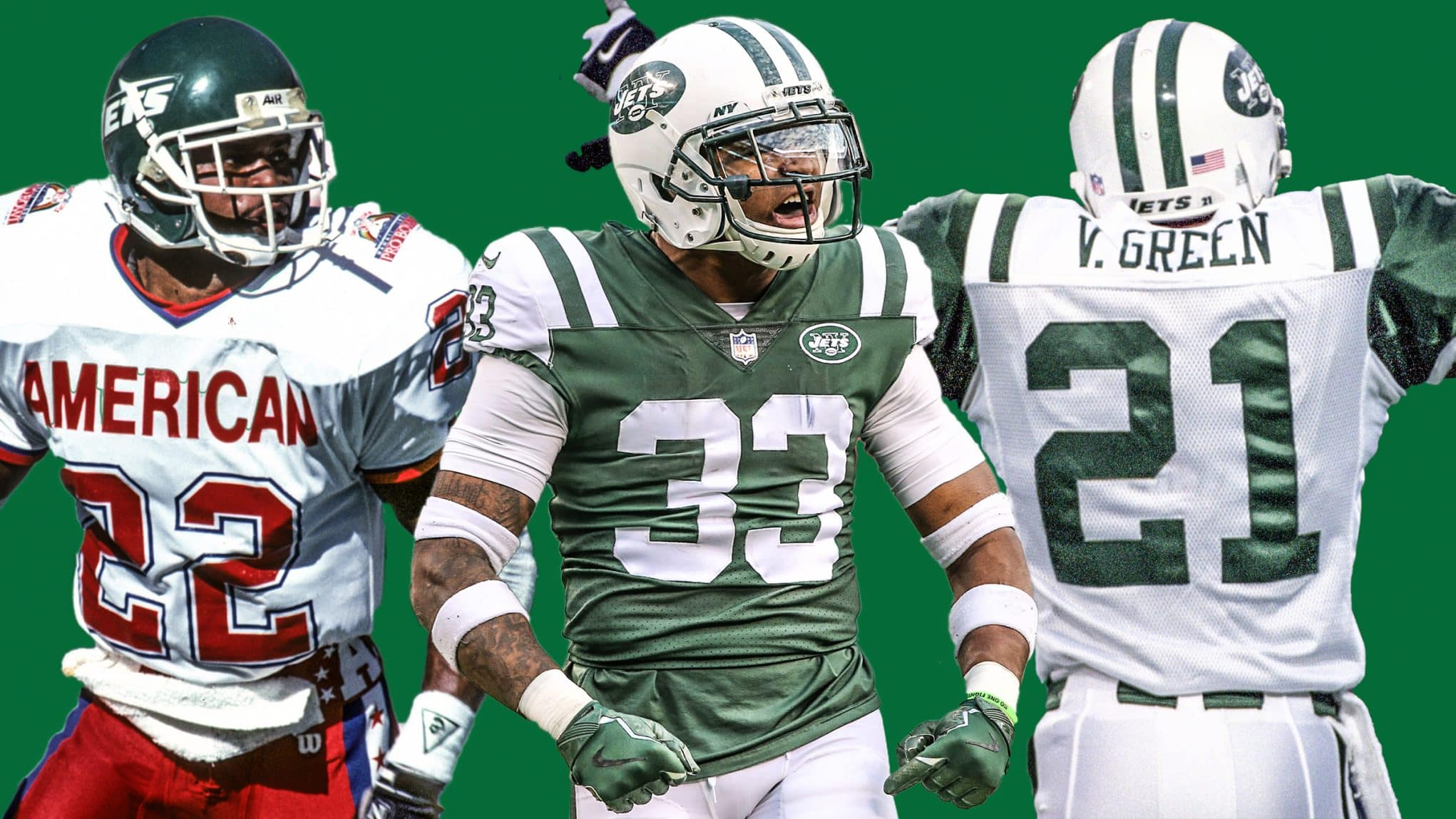 size 40 ec720 ede2e Jamal Adams is already the greatest safety in New York Jets ...