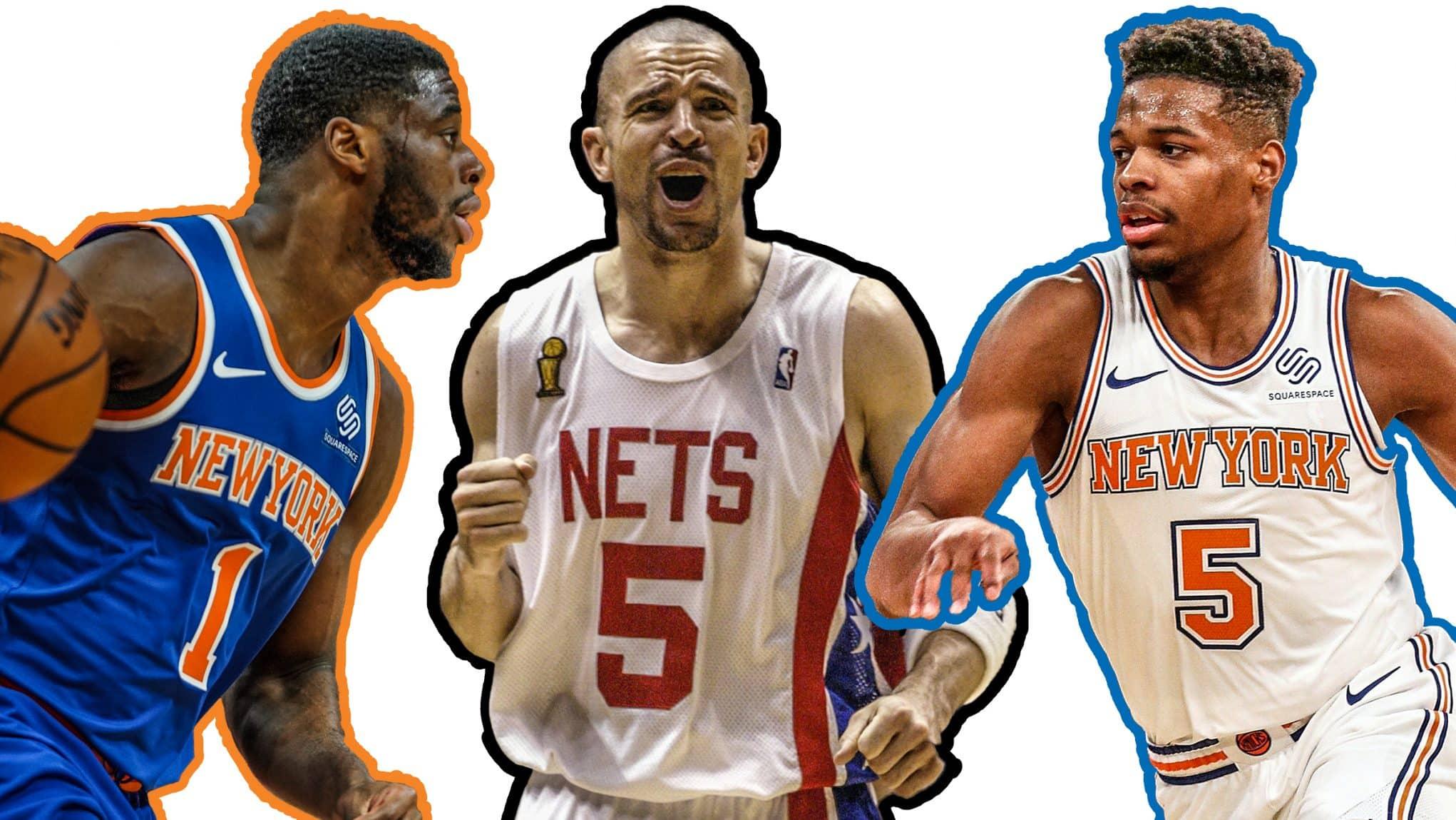 085304937 New York Knicks  Dennis Smith Jr.