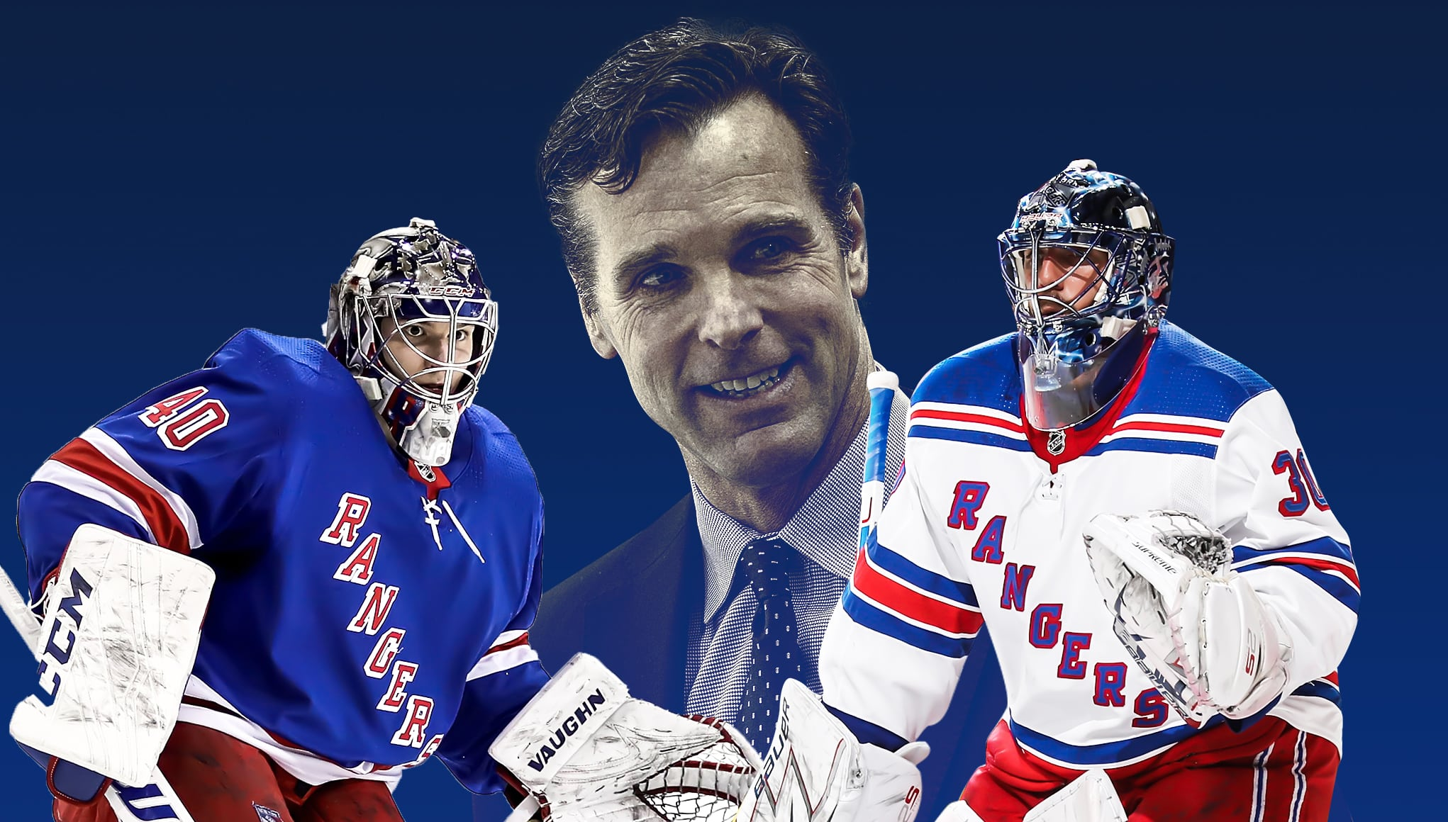New York Rangers G Henrik Lundqvist Marches Forward With New Role