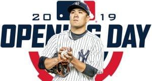 Masahiro Tanaka Opening Day