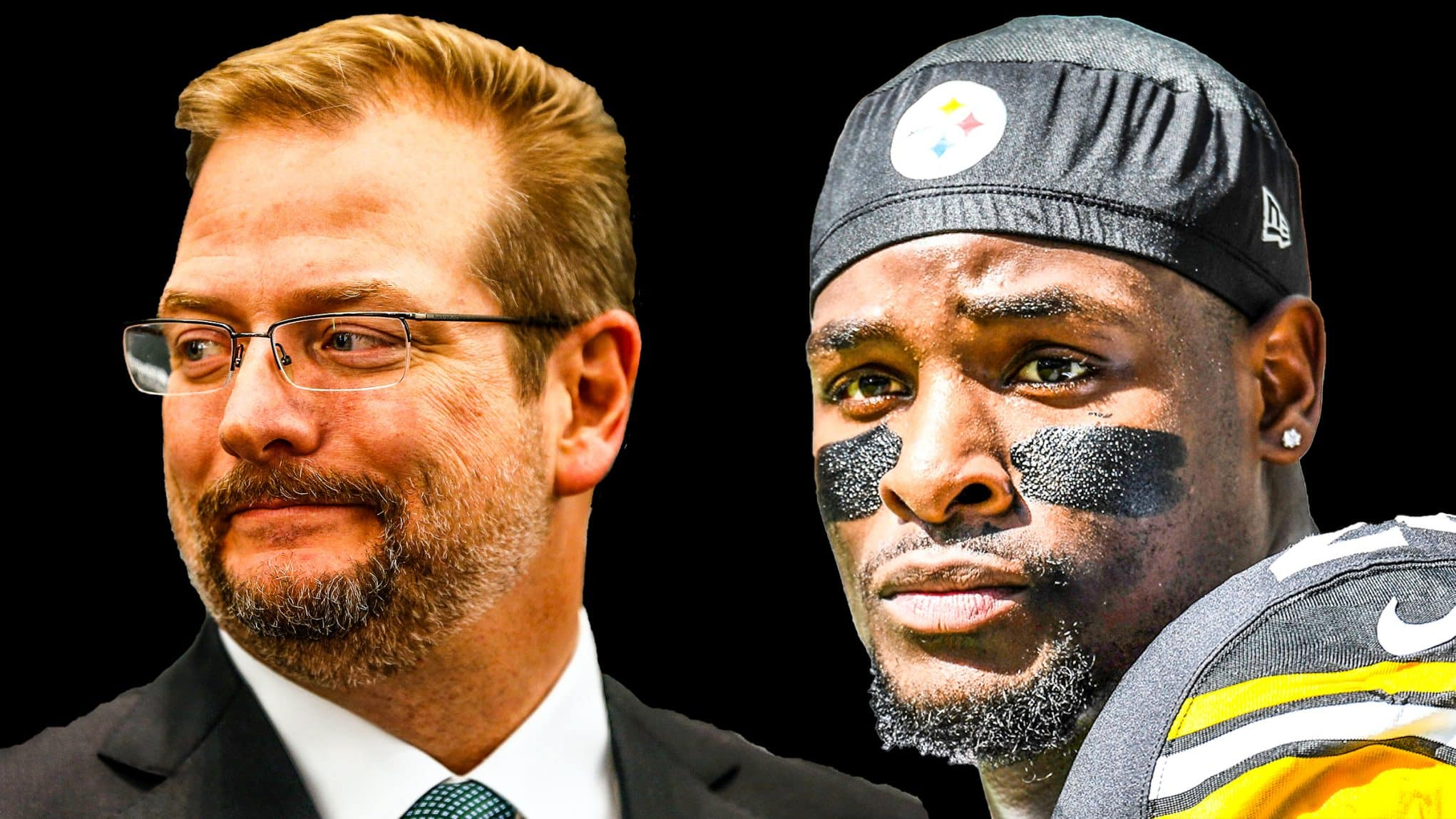 Mike Maccagnan Le'Veon Bell