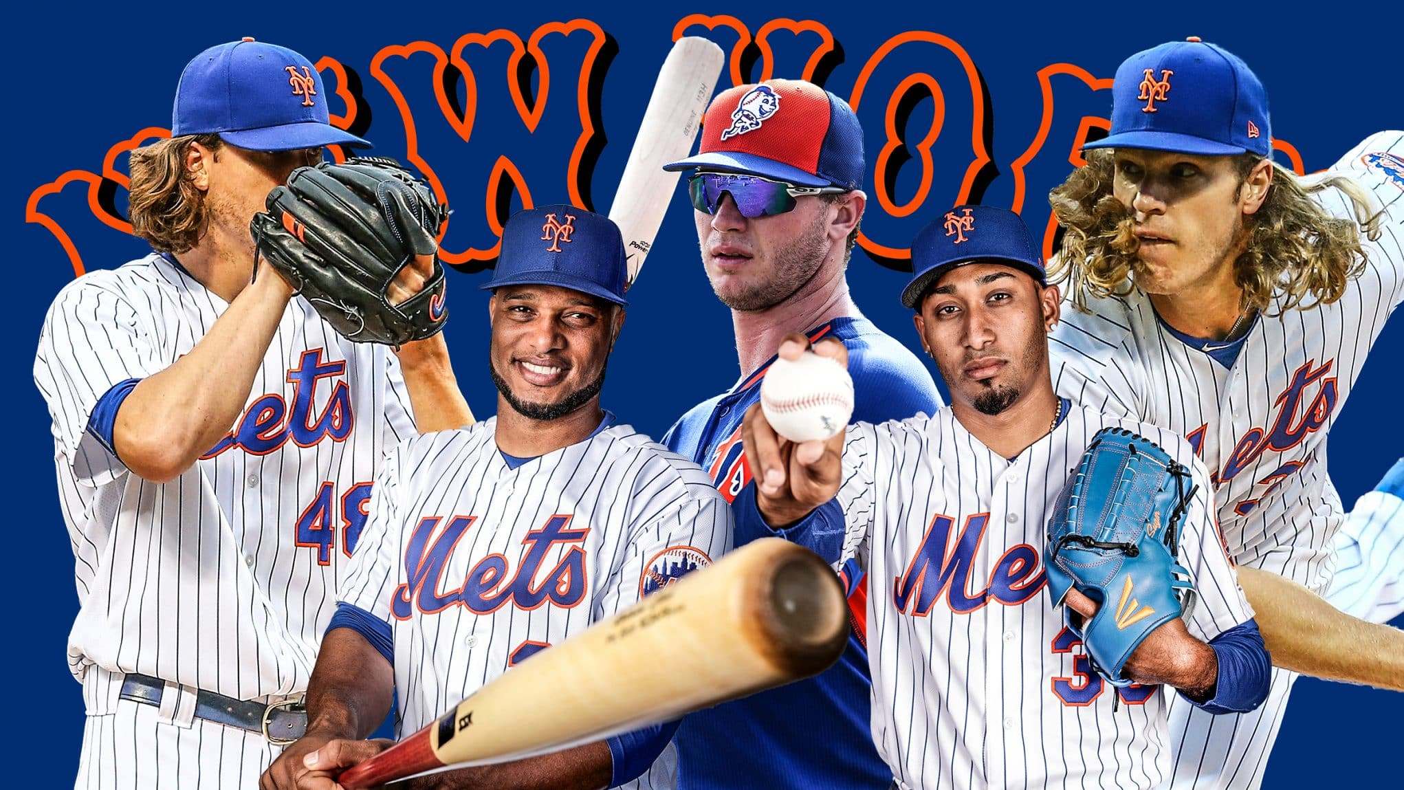 Be careful; the New York Mets may shock the baseball world