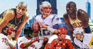 New York Sports Villains