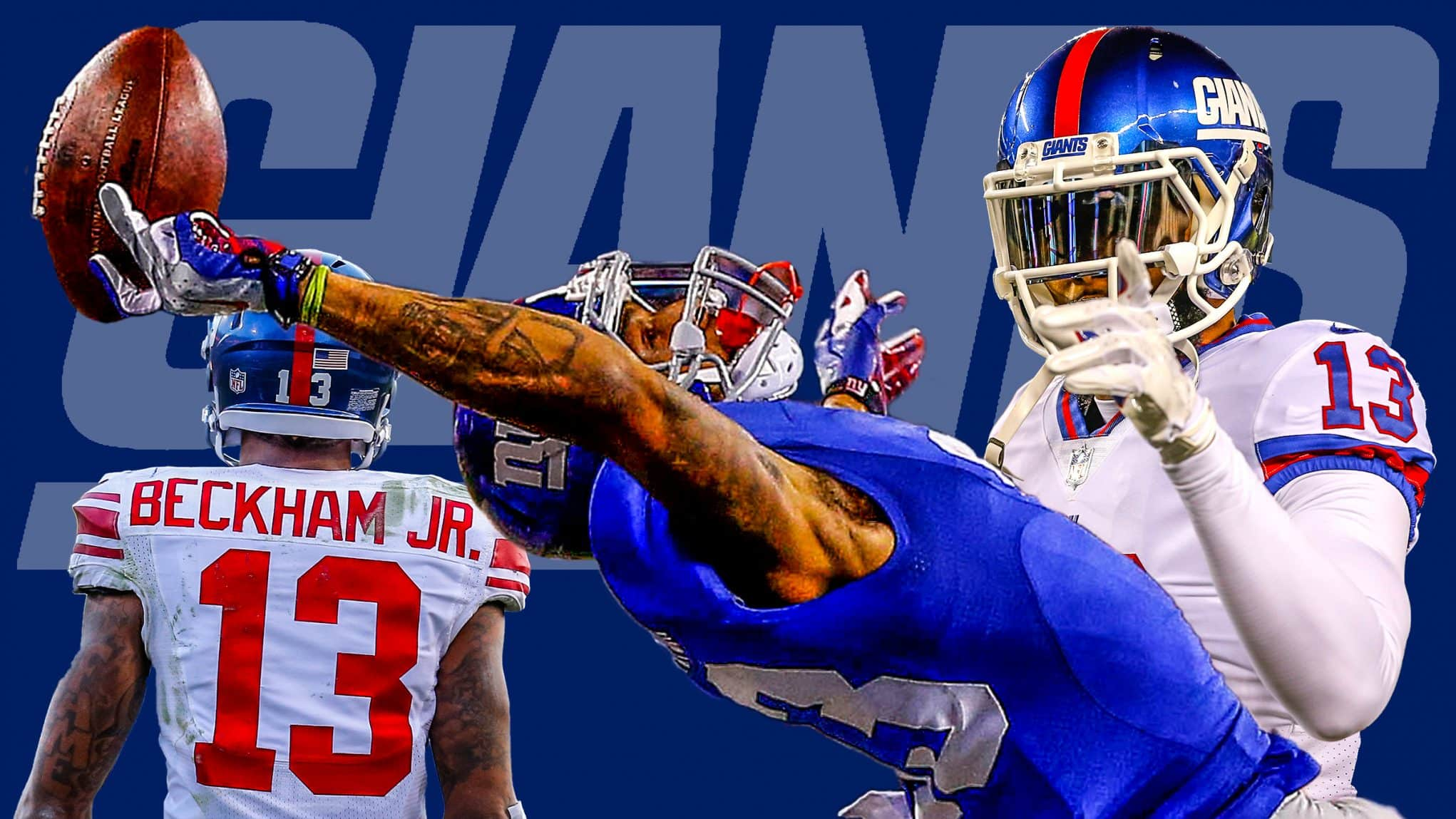 New York Giants  Ranking Odell Beckham Jr. s top-five games f01daa6ac