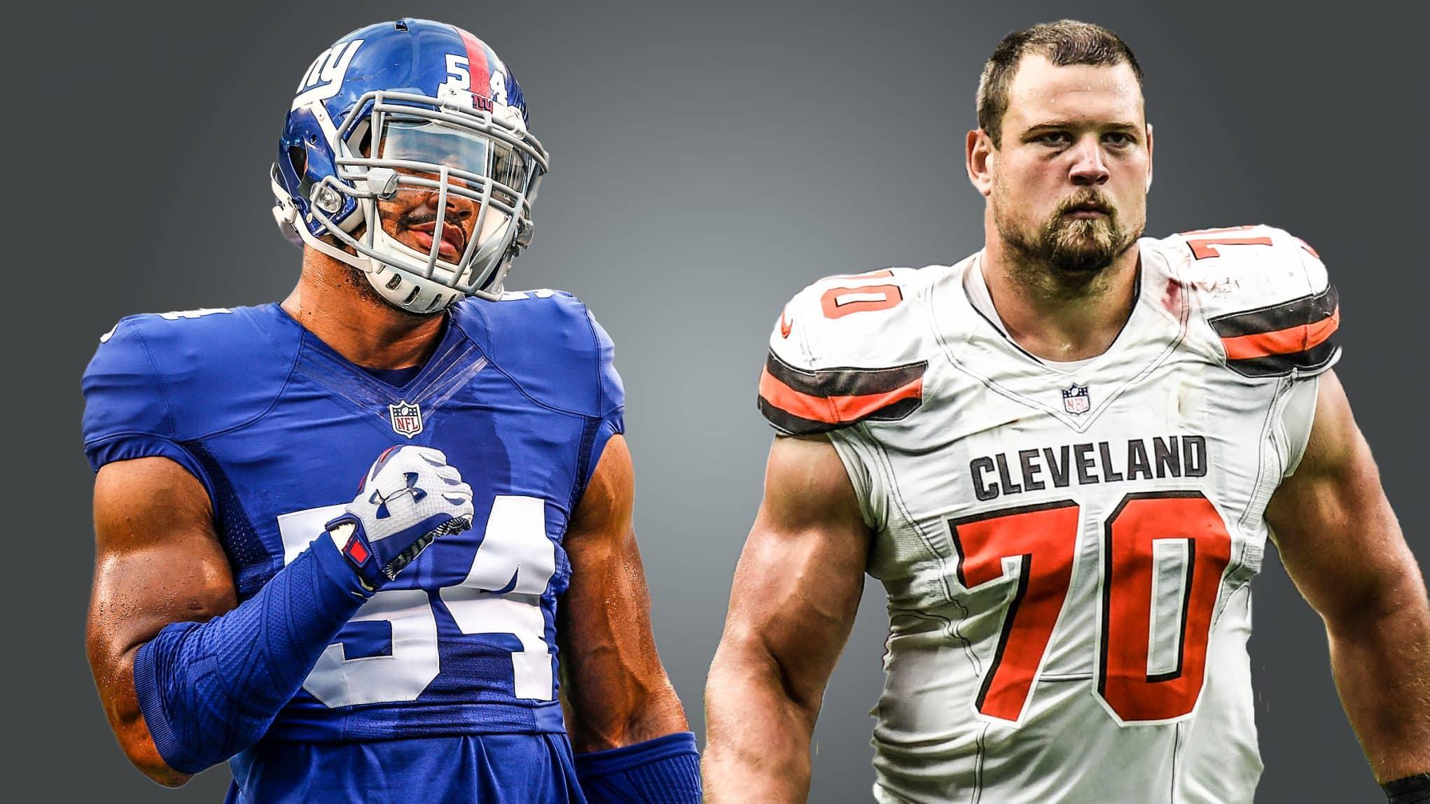Kevin Zeitler NFL Jersey