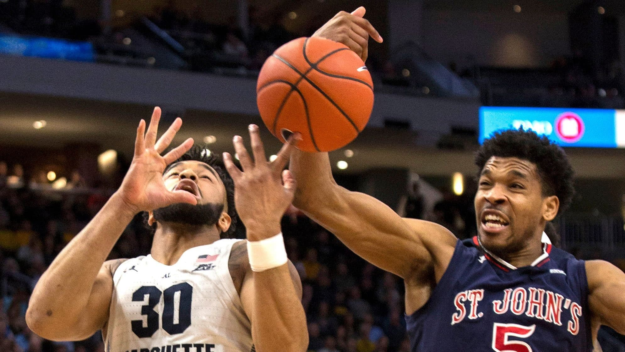dc0f0e01937 St. John's Red Storm: Justin Simon one of many keys against Marquette
