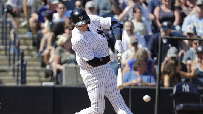 Troy Tulowitzki, New York Yankees