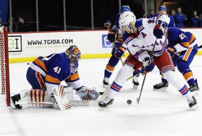 New York Rangers, New York Islanders