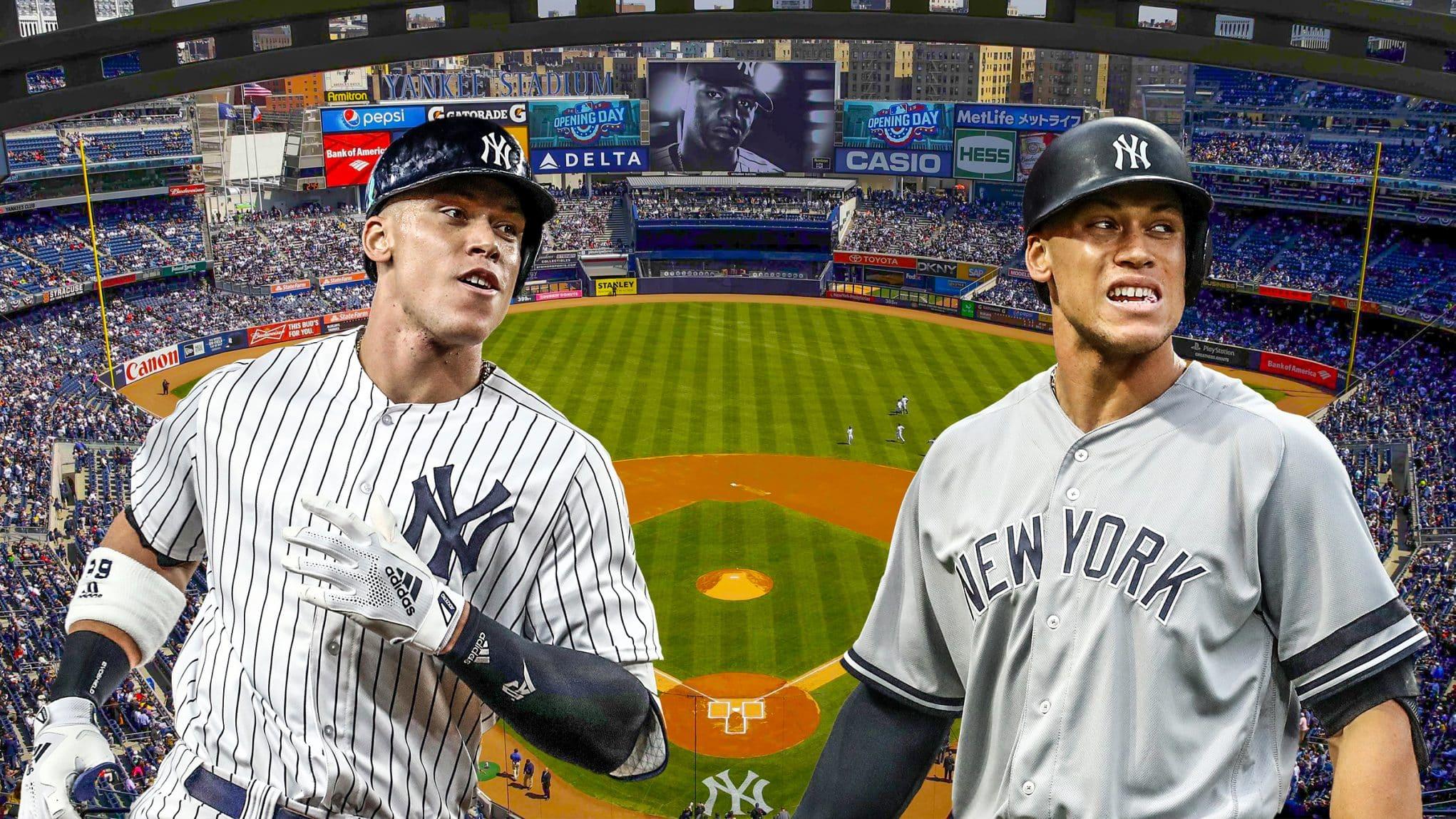 Aaron Judge Yankee Stadium