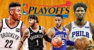 Brooklyn Nets Philadelphia 76ers
