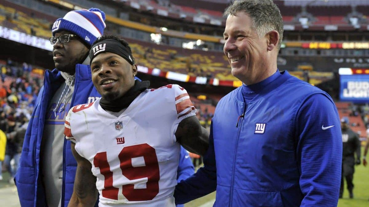 b22e3cba New York Giants news: Corey Coleman signs tender and will return in 2019