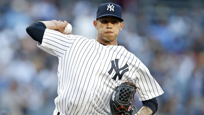 Loaisiga gets the ball in series finale vs. Detroit
