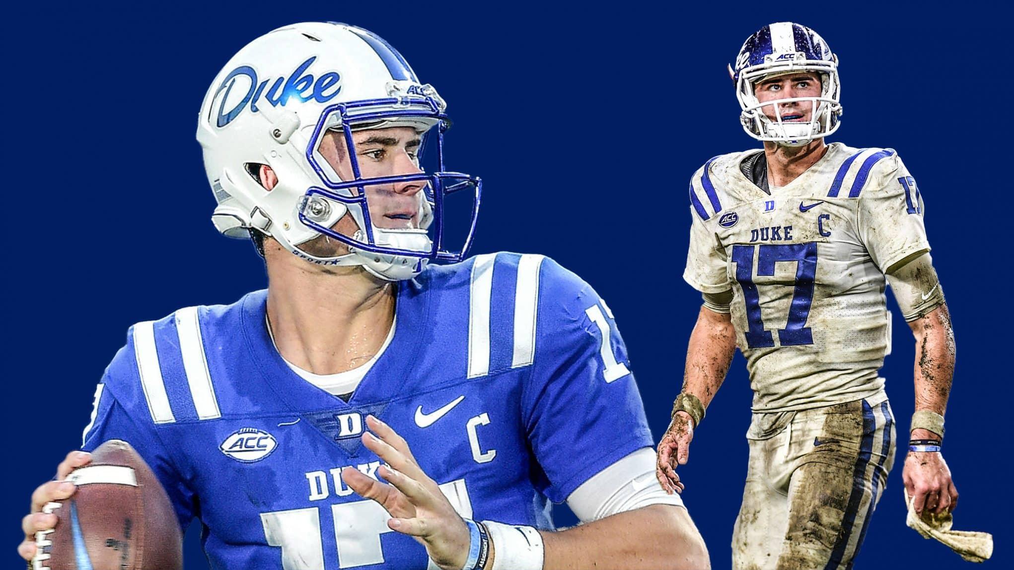 e4f9b373 NFL Draft: New York Giants select Duke QB Daniel Jones 6th overall
